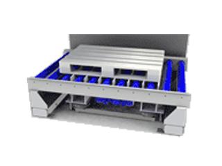Vibration tables • compacting bulk goods